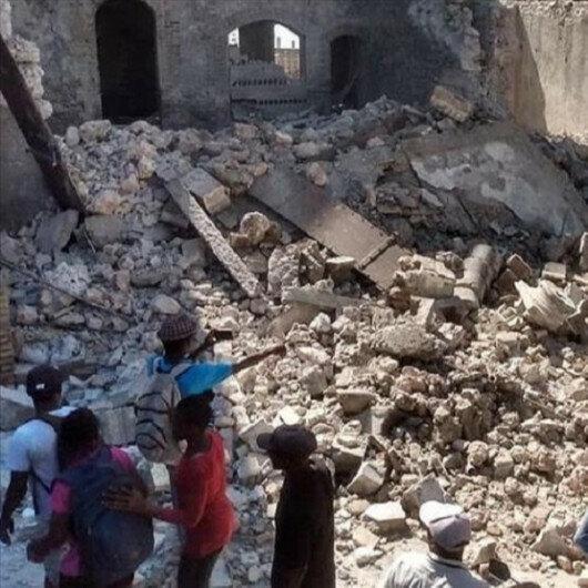 Death toll in Haiti from powerful earthquake earthquake rises to 1,941