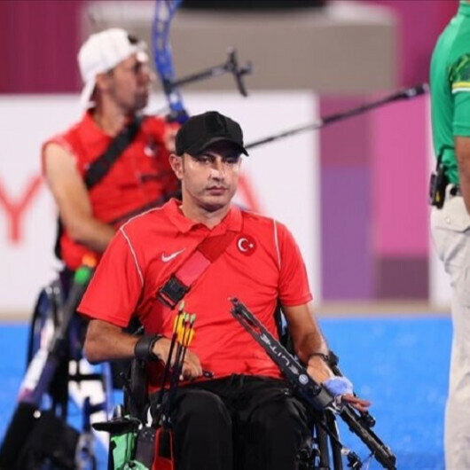 Turkish archers clinch silver, bronze medals at Paralympics