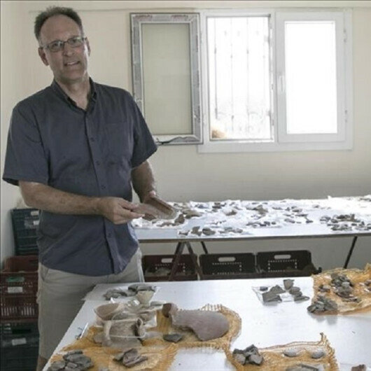 Canadian archeologist dedicates his life to excavations in southern Turkey