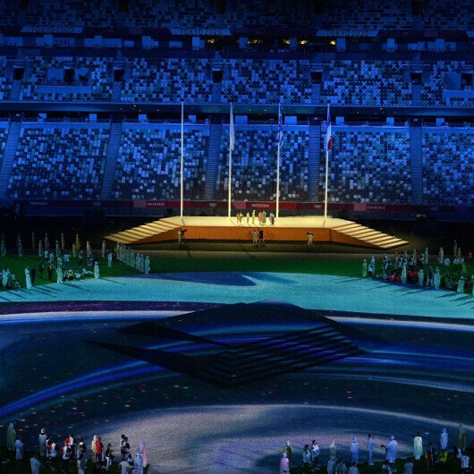 Tokyo Olympics officially ends with closing ceremony