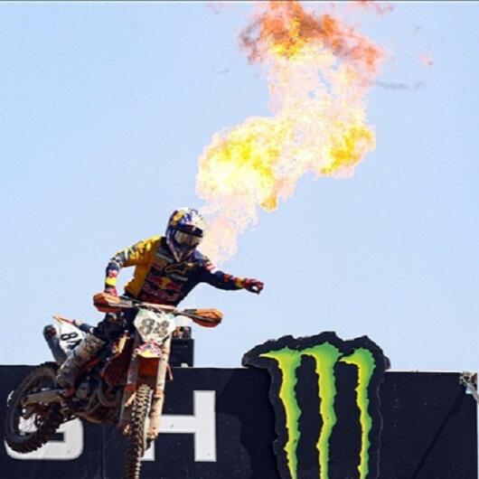 Jeffrey Herlings seals victory in MXGP race 1 in Turkey