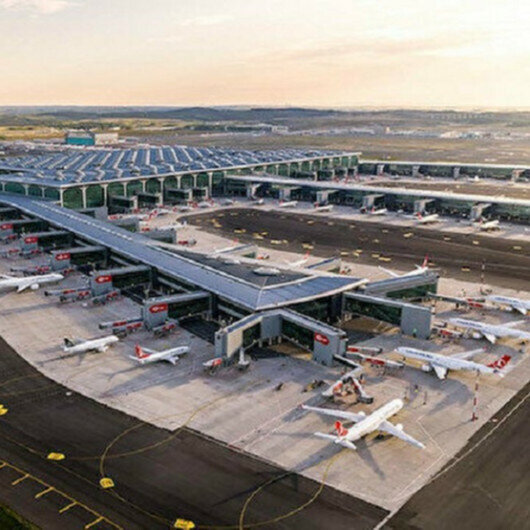 Istanbul Airport claims no. 2 spot in world's best international airports