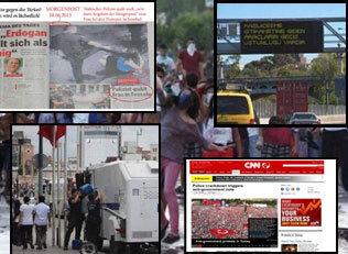 Gezi Parkı ne yalanlar gördü!