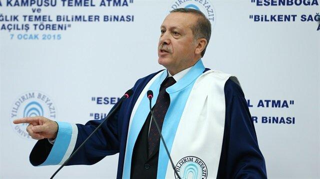 Erdoğan Sultanahmet'teki saldırıyı yorumladı