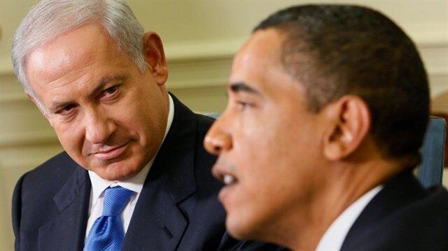 ABD'de İsrail krizi