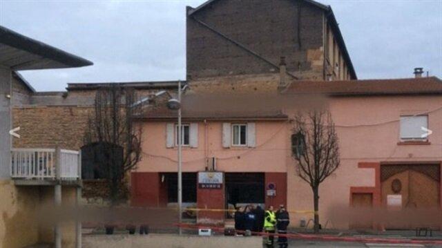 Fransa'daki cami saldırganına 3 yıl hapis
