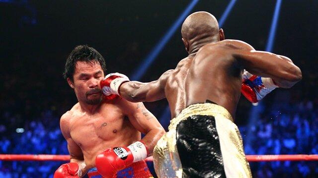Manny Pacquiao'ya ceza yolda