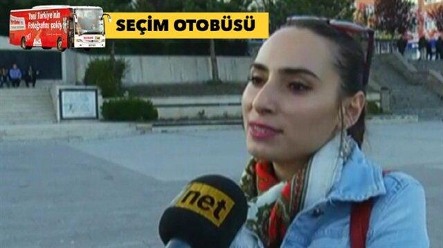 TVNET ve Yeni Şafak seçim otobüsü Yozgat halkını dinledi