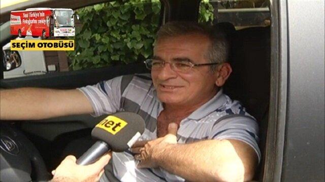 TVNET ve Yeni Şafak seçim otobüsü Tekirdağ halkını dinledi