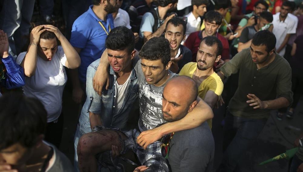 Diyarbakır'da ölü sayısı 4'e yükseldi