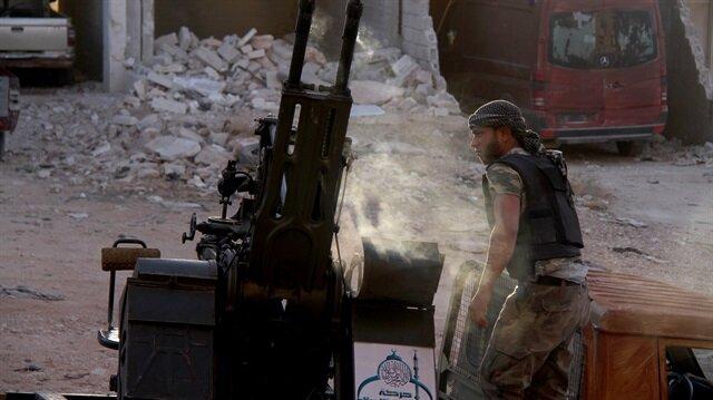 Halep'in fethi için ortak ordu kuruldu