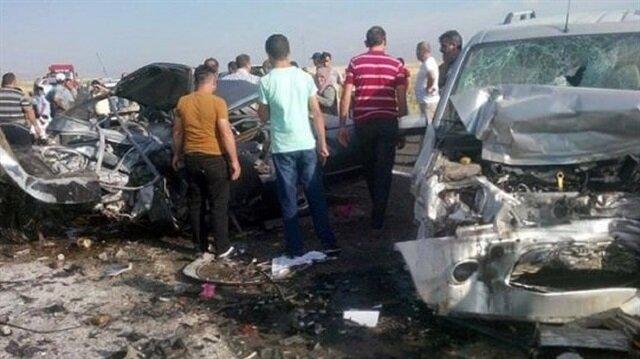 Korkunç kaza: 5 kişi hayatını kaybetti