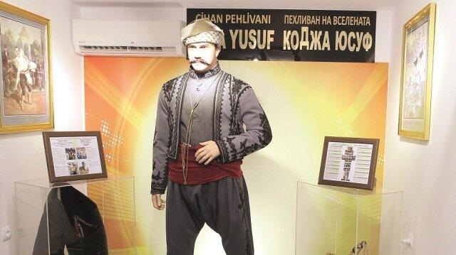 Koca Yusuf'un evi müze oldu