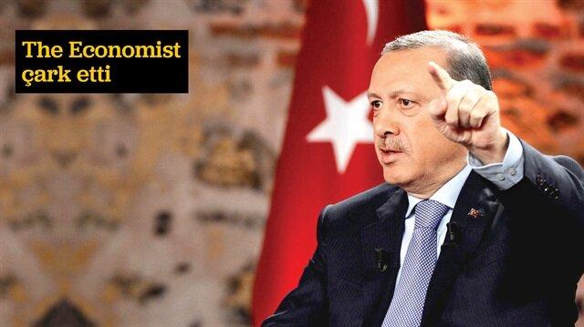 The Economist: Erdoğan vazgeçilmez bir ortak