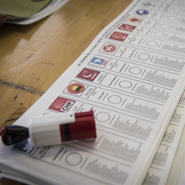 18 bin oy yeniden sayılacak