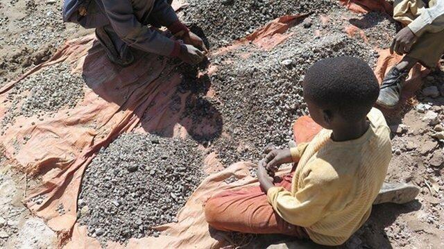 'Çocuk işçi' çalıştıran teknoloji devleri!