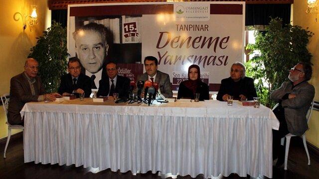 'Ahmet Hamdi Tanpınar Edebiyat Yarışması'