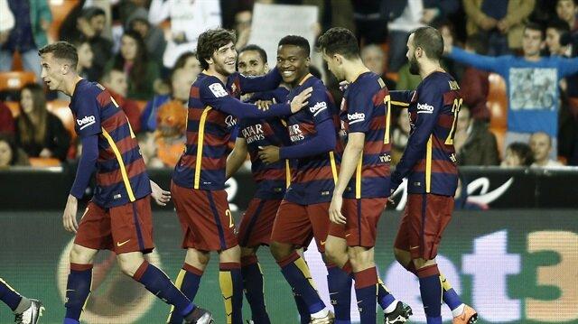 Barça rekorla finalde