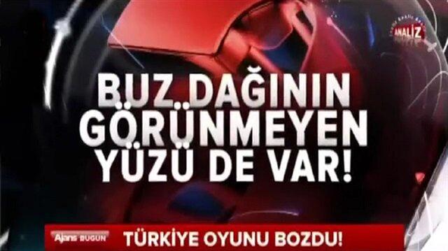 Türkiye oyunu bozdu!