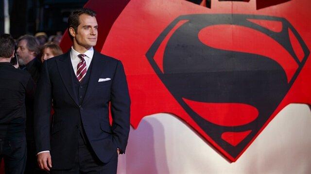 'Batman v Süperman'in Avrupa prömiyeri yapıldı
