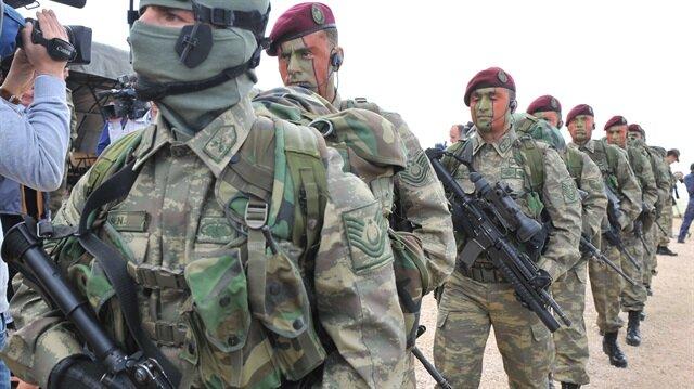 Bordo berelilerilerden ağır darbe: 9 terörist öldürüldü