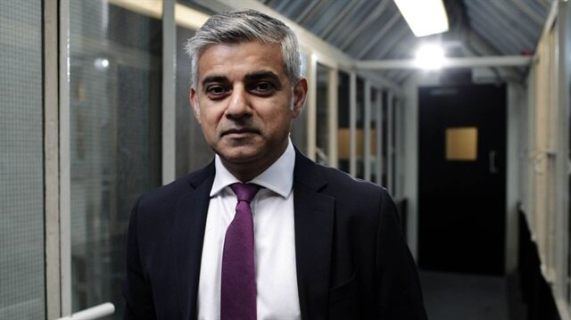 Londra'nın ilk müslüman Belediye Başkanı Sadık Khan
