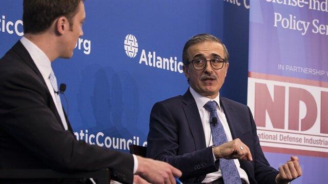 ABD'ye 'Türk İHA'sı' mesajı