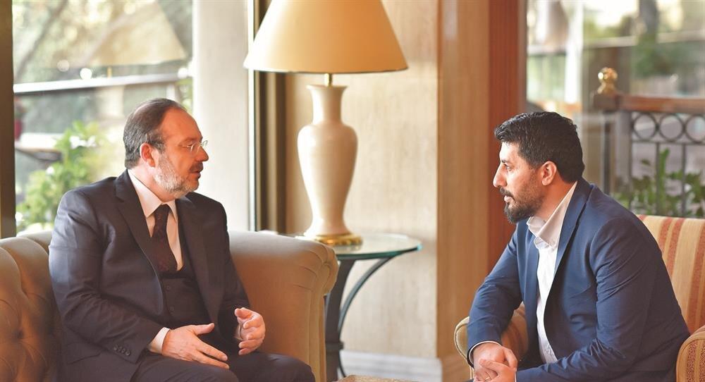 Diyanet İşleri Başkanı Prof. Dr. Mehmet Görmez, Ersin Çelik'in sorularını yanıtladı.