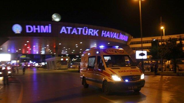 Atatürk Havalimanı'na saldırı