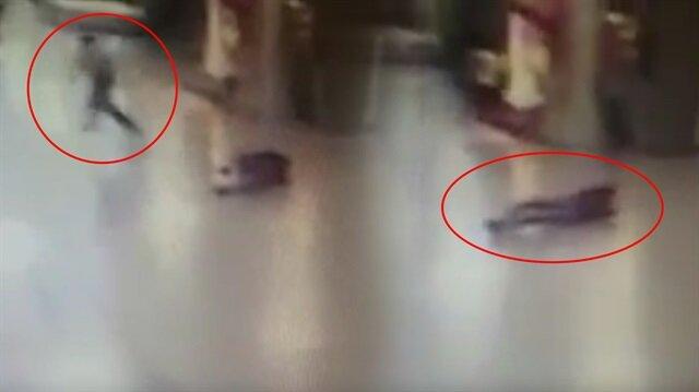 Canlı bombayı vuran polisin durumu iyiye gidiyor