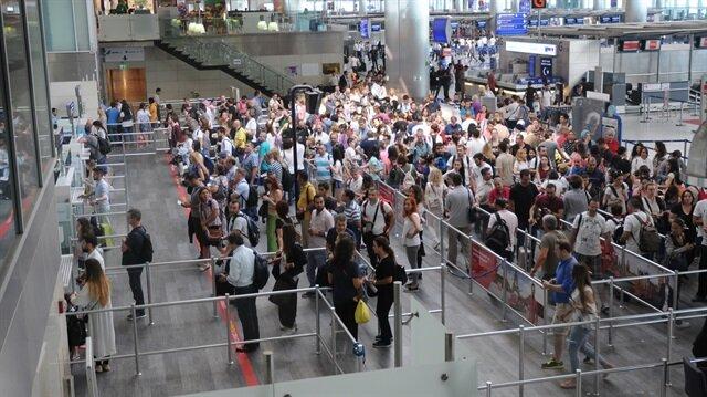 Atatürk Havalimanı'na 'özel tim'
