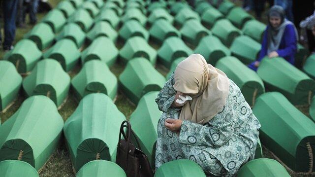 Srebrenitsa'nın 127 kurbanı daha toprağa verildi