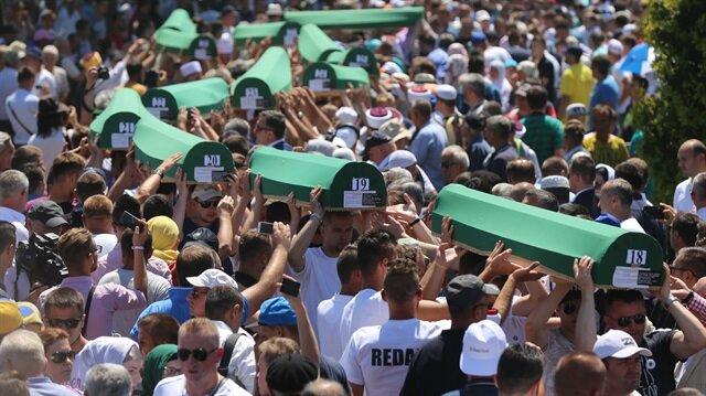 AB'den Srebrenitsa çağrısı