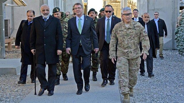 ABD'li Bakandan sürpriz Afganistan ziyareti