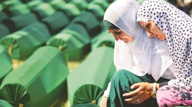 Srebrenitsa unutulmayacak