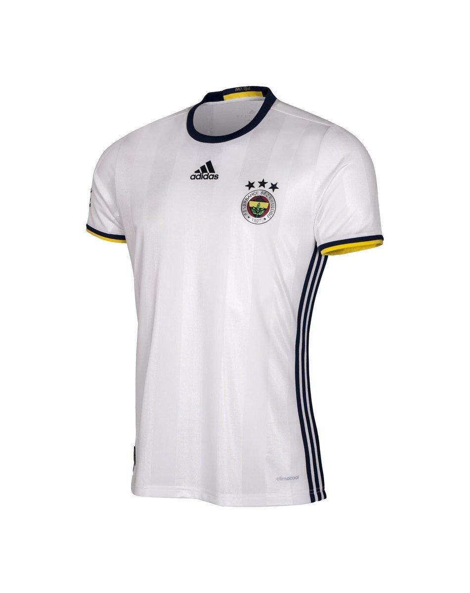 Fenerbahçe'nin hem iç hem de dış sahada giyeceği forma.