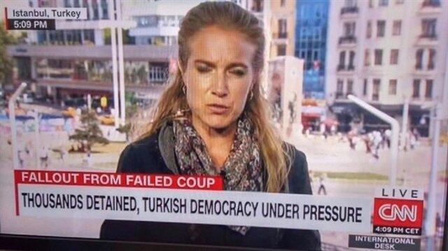 CNN geleneği bozmadı