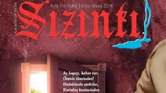 Sızıntı dergisinin kapağında darbe girişiminin şifreleri