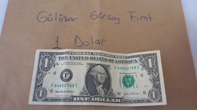 Akademisyenlerin odasından şifreli dolar çıktı