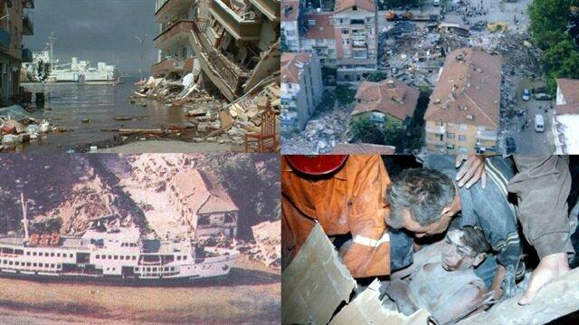 Orada kimse var mı? 17 Ağustos depreminin üzerinden 19 yıl geçti!