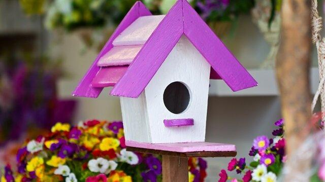 """""""Öyle güzelsin ki kuş koysunlar yoluna"""" dedirten 10 kuş evi"""