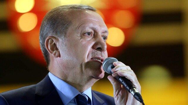 Erdoğan'dan Hacı Bektaş-i Veli mesajı