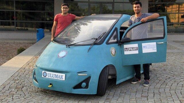 ULUMAK: Yerli elektrikli otomobil