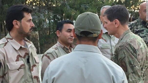Joseph Votel, 21 Mayıs'ta ziyaret ettiği Kobani'de  PKK/PYD'lilerle toplantı yapmış, sonraki  günlerde Türkiye'ye de gelmişti.