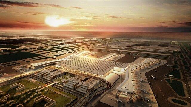Yeni Havalimanı kulesine büyük ödül