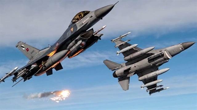 Hakkari ve Kuzey Irak'ta PKK hedefleri vuruldu