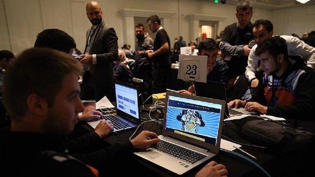Siber güvenlik uzmanları birer hacker gibi yarıştı
