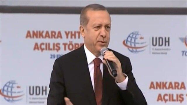 Erdoğandan İdam isteriz sloganlarına cevap: Yakın, yakın merak etmeyin