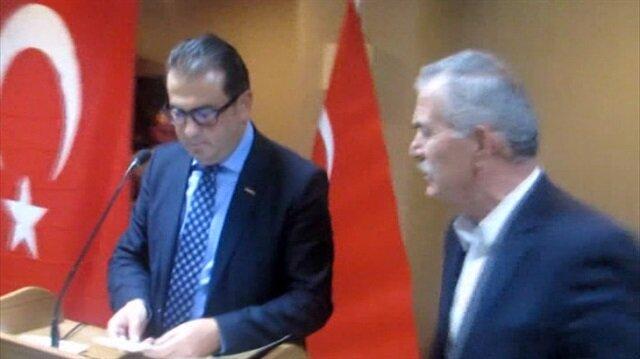 Cumhurbaşkanını eleştiren CHP'li vekile muhtarlardan tepki