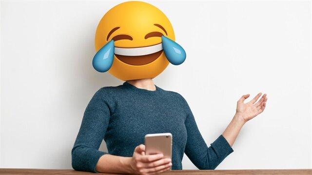 En çok hangi emojiyi kullanıyoruz?